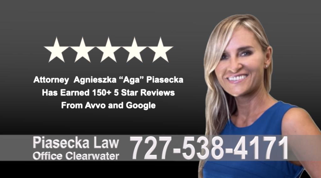 Immigration Attorney Clearwater Polish Agnieszka, Aga, Piasecka, Polish, Lawyer, Attorney, Opinie klientów, Best, Najlepszy, Polskojęzyczny, Prawnik, Polski, Adwokat, Florida, Floryda, USA 10