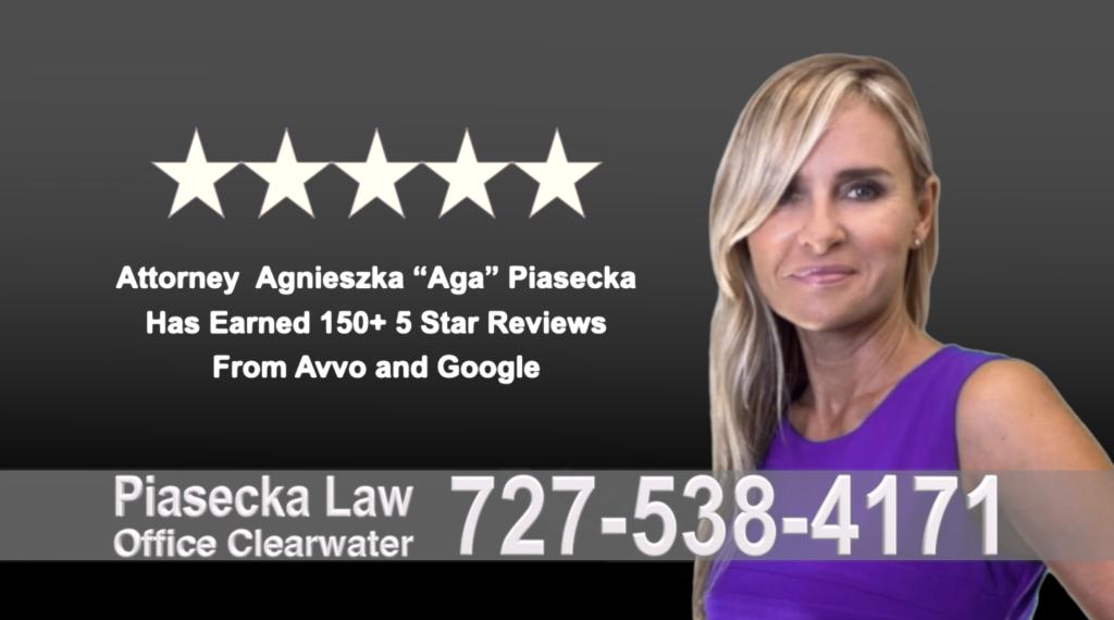 Immigration Attorney Clearwater Polish Agnieszka, Aga, Piasecka, Polish, Lawyer, Attorney, Opinie klientów, Best, Najlepszy, Polskojęzyczny, Prawnik, Polski, Adwokat, Florida, Floryda, USA 13