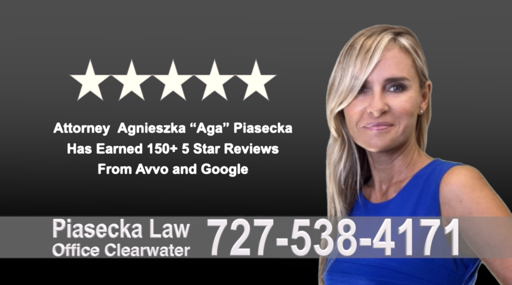 Immigration Attorney Clearwater Polish Agnieszka, Aga, Piasecka, Polish, Lawyer, Attorney, Opinie klientów, Best, Najlepszy, Polskojęzyczny, Prawnik, Polski, Adwokat, Florida, Floryda, USA 15