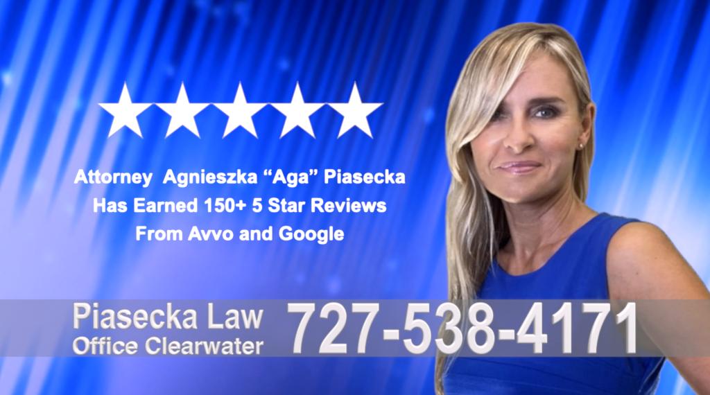 Immigration Attorney Clearwater Polish Agnieszka, Aga, Piasecka, Polish, Lawyer, Attorney, Opinie klientów, Best, Najlepszy, Polskojęzyczny, Prawnik, Polski, Adwokat, Florida, Floryda, USA 17