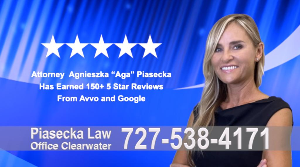 Immigration Attorney Clearwater Polish Agnieszka, Aga, Piasecka, Polish, Lawyer, Attorney, Opinie klientów, Best, Najlepszy, Polskojęzyczny, Prawnik, Polski, Adwokat, Florida, Floryda, USA 19