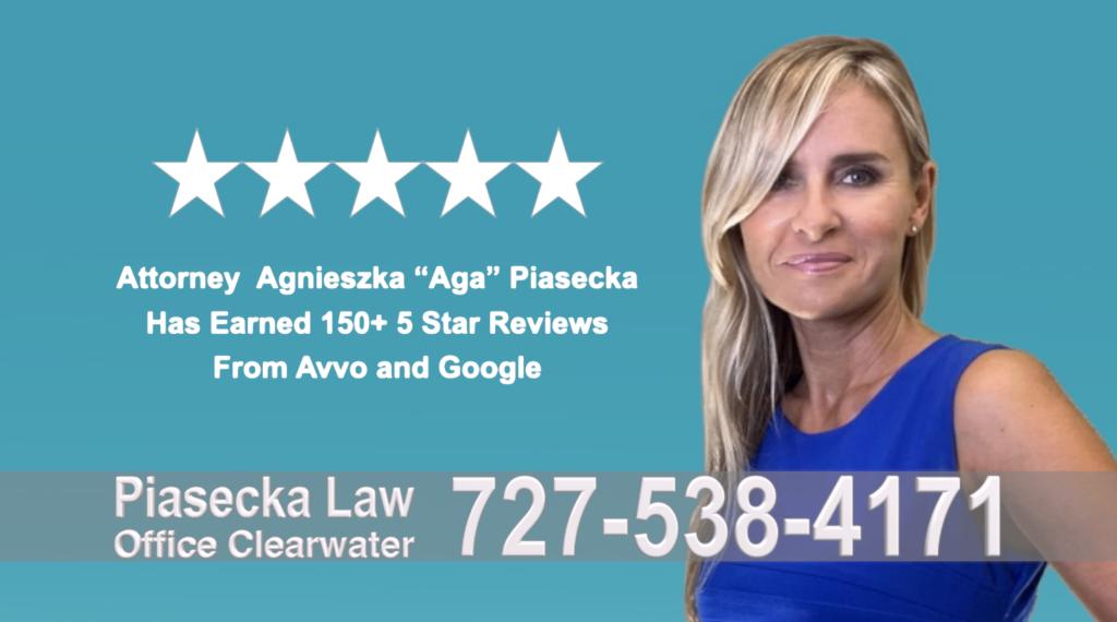 Immigration Attorney Clearwater Polish Agnieszka, Aga, Piasecka, Polish, Lawyer, Attorney, Opinie klientów, Best, Najlepszy, Polskojęzyczny, Prawnik, Polski, Adwokat, Florida, Floryda, USA 26