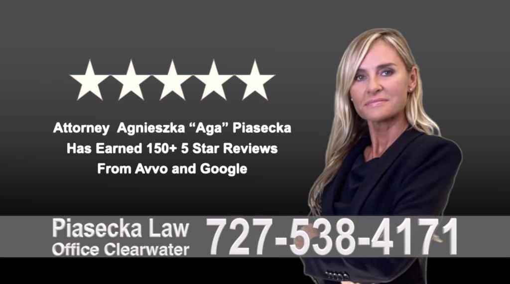 Immigration Attorney Clearwater Polish Agnieszka, Aga, Piasecka, Polish, Lawyer, Attorney, Opinie klientów, Best, Najlepszy, Polskojęzyczny, Prawnik, Polski, Adwokat, Florida, Floryda, USA 4