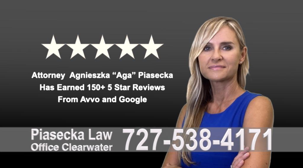 Immigration Attorney Clearwater Polish Agnieszka, Aga, Piasecka, Polish, Lawyer, Attorney, Opinie klientów, Best, Najlepszy, Polskojęzyczny, Prawnik, Polski, Adwokat, Florida, Floryda, USA 5