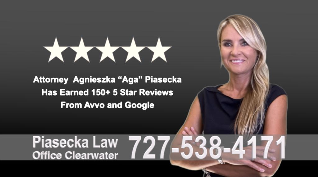 Immigration Attorney Clearwater Polish Agnieszka, Aga, Piasecka, Polish, Lawyer, Attorney, Opinie klientów, Best, Najlepszy, Polskojęzyczny, Prawnik, Polski, Adwokat, Florida, Floryda, USA 6