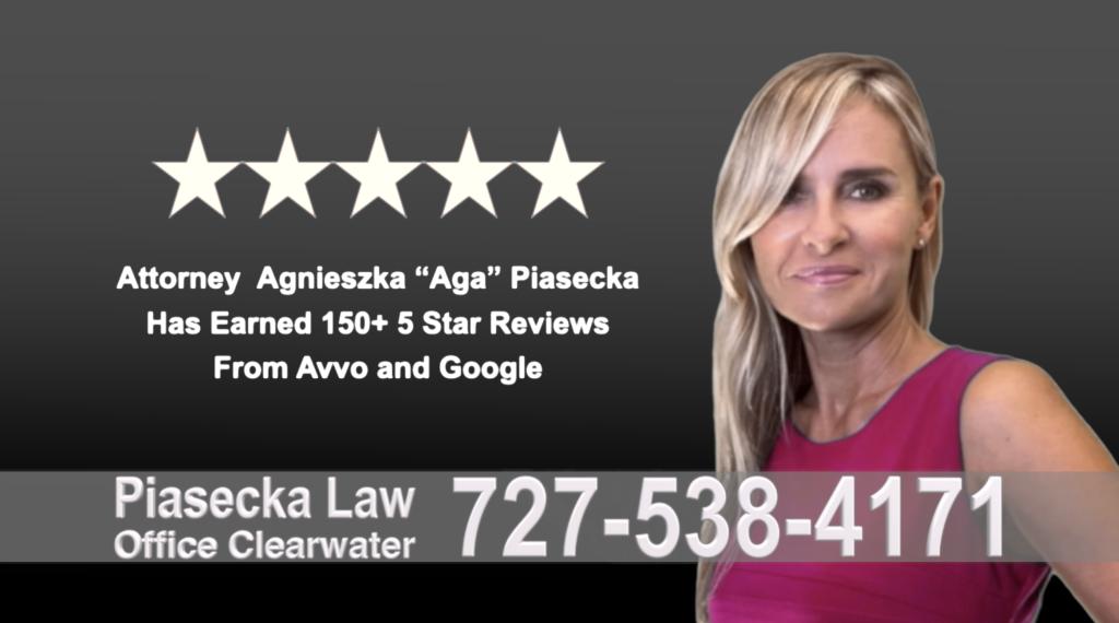 Immigration Attorney Clearwater Polish Agnieszka, Aga, Piasecka, Polish, Lawyer, Attorney, Opinie klientów, Best, Najlepszy, Polskojęzyczny, Prawnik, Polski, Adwokat, Florida, Floryda, USA 7