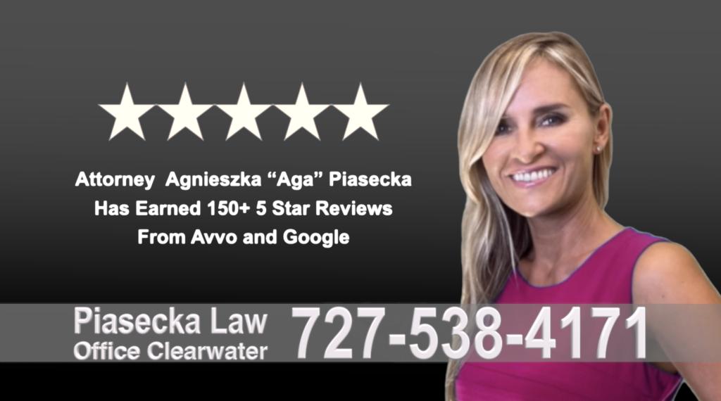 Immigration Attorney Clearwater Polish Agnieszka, Aga, Piasecka, Polish, Lawyer, Attorney, Opinie klientów, Best, Najlepszy, Polskojęzyczny, Prawnik, Polski, Adwokat, Florida, Floryda, USA 8