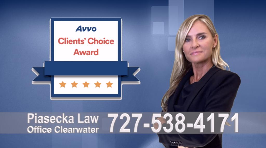 Immigration Attorney Clearwater Polish Avvo, Clients, Choice Award, Reviews, Opinie, Agnieszka, Aga, Piasecka, Polish, Lawyer, Attorney, Opinie klientów, Best, Najlepszy, Polskojęzyczny, Prawnik, Polski, Adwokat, Florida, Floryda, USA 9