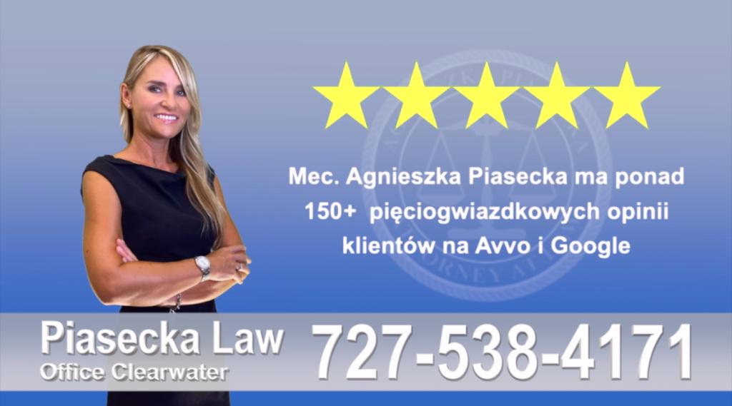 Immigration Attorney Clearwater Opinie klientów, pięciogwiazdkowe, client reviews, recenzje, avvo, google