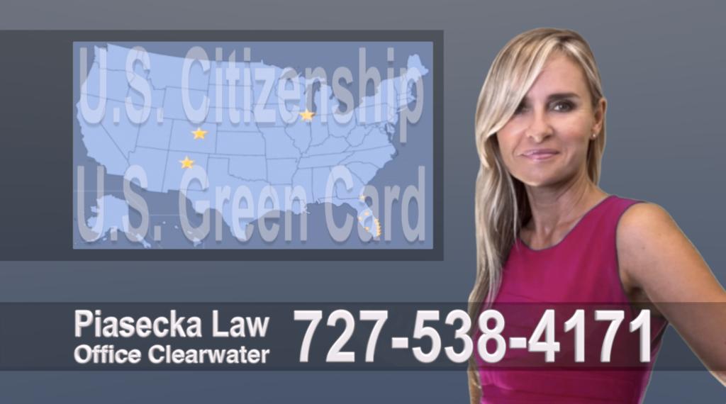 Immigration Attorney Clearwater Polish, Lawyer, Attorney, Tampa, Immigration, Immigration Law, Green Card, Citizenship, Prawo Imigracyjne, Zielona Karta, Obywatelstwo