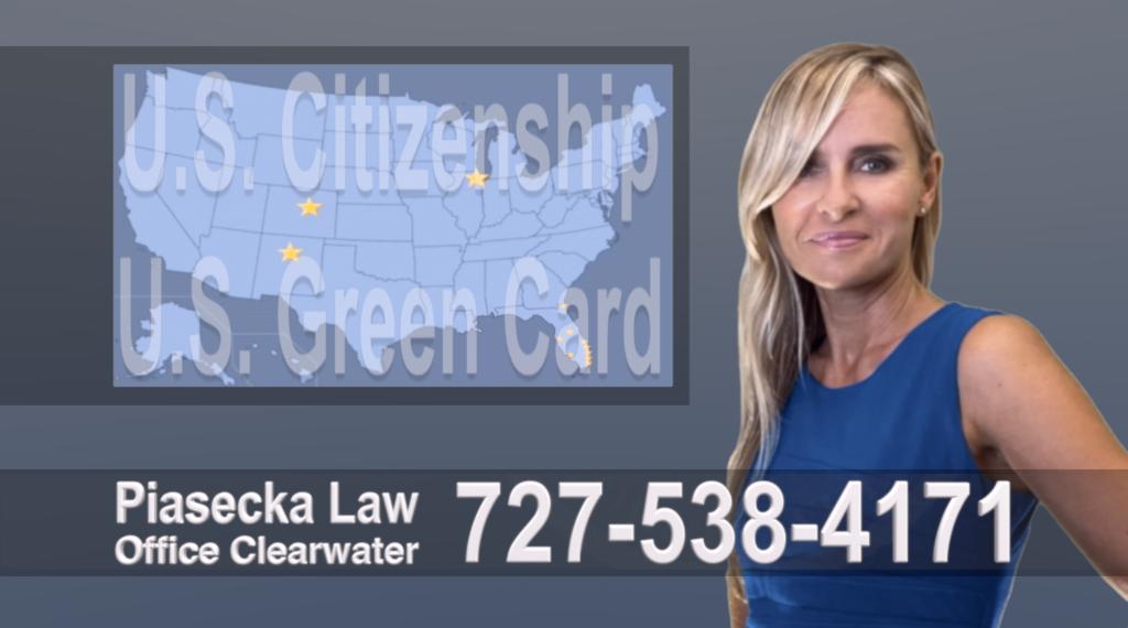 Immigration Attorney Clearwater Polish, Lawyer, Attorney, Tampa, Immigration, Immigration Law, Green Card, Citizenship, Prawo Imigracyjne, Zielona Karta, Obywatelstwo, Florida
