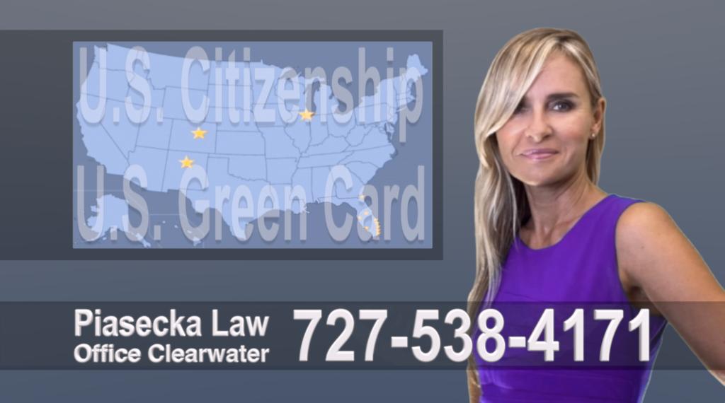 Immigration Attorney Clearwater Polish, Lawyer, Attorney, Tampa, Immigration, Immigration Law, Green Card, Citizenship, Prawo Imigracyjne, Zielona Karta, Obywatelstwo, Polscy, Prawnicy