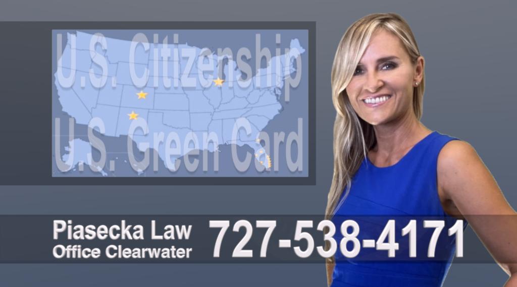 Immigration Attorney Clearwater Polish, Lawyer, Attorney, Tampa, Immigration, Immigration Law, Green Card, Citizenship Prawo Imigracyjne Zielona Karta Obywatelstwo Polscy Prawnicy, Adwokaci