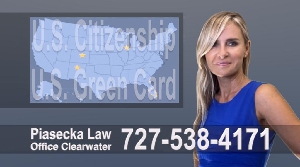 Immigration Attorney Clearwater Polish, Lawyer, Attorney, Tampa, Immigration, Immigration Law, Green Card, Citizenship, Prawo Imigracyjne, Zielona Karta Obywatelstwo, Polscy Prawnicy, Adwokaci