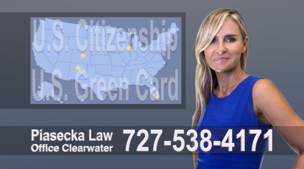 Immigration Attorney Clearwater Polish, Lawyer, Attorney, Tampa, Immigration, Immigration Law, Green Card, Citizenship, Prawo Imigracyjne, Zielona Karta, Obywatelstwo Polscy Prawnicy Adwokaci